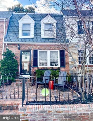 2114 N Brandywine Street, ARLINGTON, VA 22207 (#VAAR175154) :: Bowers Realty Group
