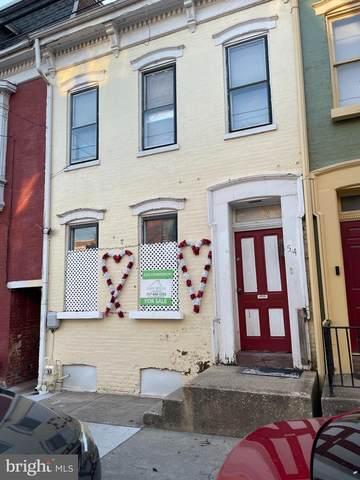 54 S Pine Street, YORK, PA 17403 (#PAYK151656) :: Liz Hamberger Real Estate Team of KW Keystone Realty