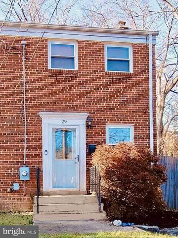 29 S Hudson Street, ALEXANDRIA, VA 22304 (#VAAX255164) :: Arlington Realty, Inc.