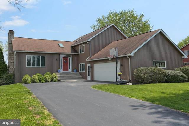 27 Nelson Drive, CARLISLE, PA 17015 (#PACB131410) :: TeamPete Realty Services, Inc
