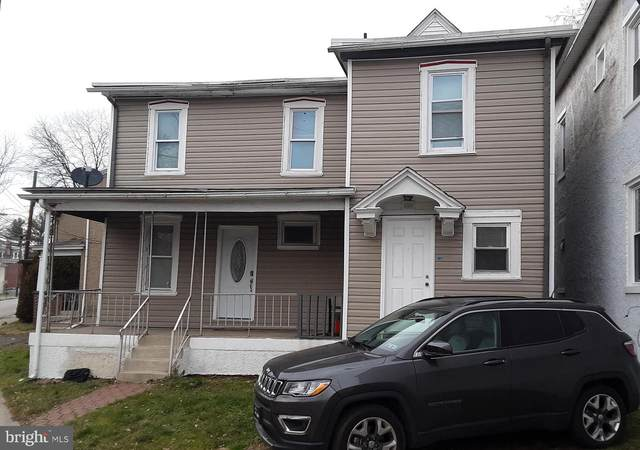254 Manatawny Street, POTTSTOWN, PA 19464 (#PAMC680584) :: Scott Kompa Group