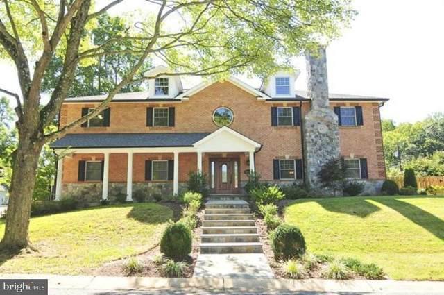 10509 Parkwood Drive, KENSINGTON, MD 20895 (#MDMC741376) :: Potomac Prestige