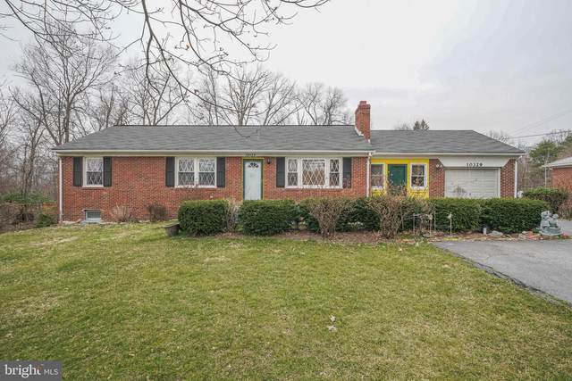 10329 Bethesda Church Road, DAMASCUS, MD 20872 (#MDMC741380) :: Network Realty Group