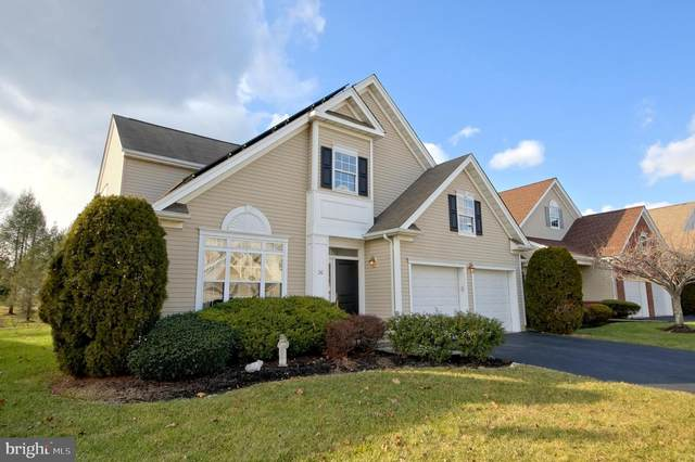 36 Rainflower Lane, PRINCETON JUNCTION, NJ 08550 (#NJME306868) :: REMAX Horizons