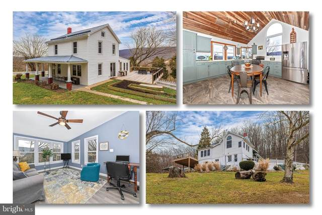 1008 Weverton Road, KNOXVILLE, MD 21758 (#MDWA177258) :: Bruce & Tanya and Associates