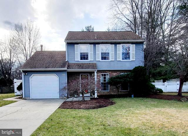 1103 S 2ND Street, VOORHEES, NJ 08043 (#NJCD411678) :: The Dailey Group