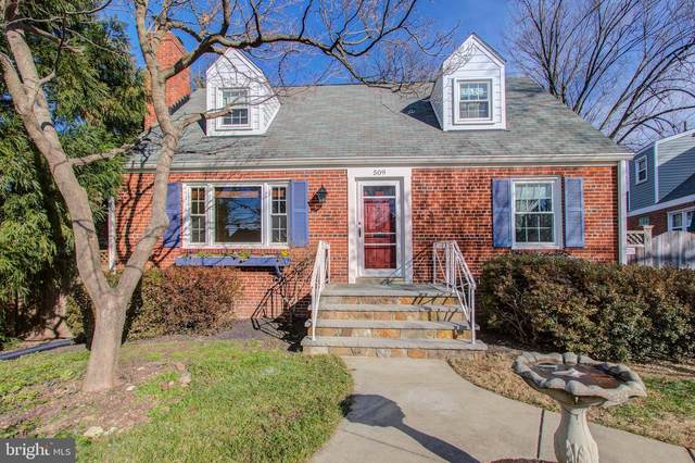 509 Lanark Way, SILVER SPRING, MD 20901 (#MDMC741390) :: Speicher Group of Long & Foster Real Estate