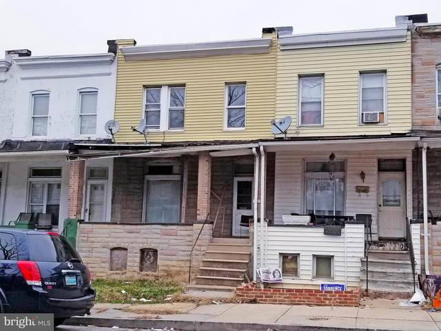 2404 Baker Street, BALTIMORE, MD 21216 (#MDBA537234) :: Arlington Realty, Inc.