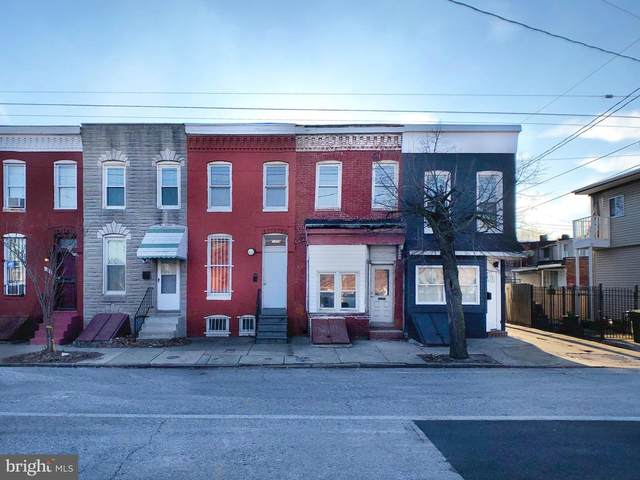 1202 Bayard Street, BALTIMORE, MD 21230 (#MDBA537236) :: Arlington Realty, Inc.