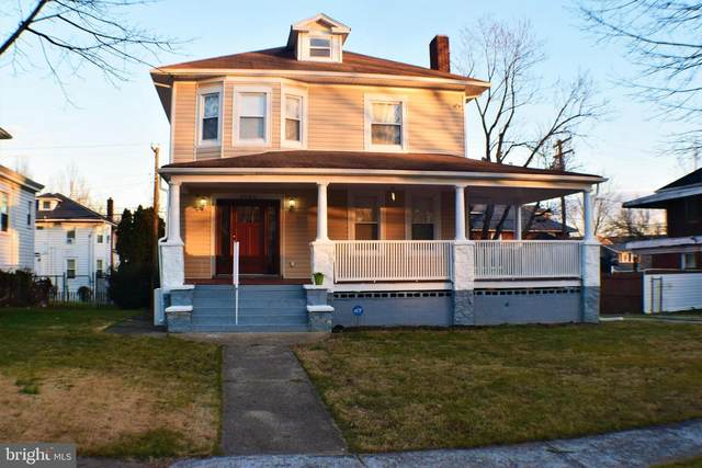 3503 Grantley Road, BALTIMORE, MD 21215 (#MDBA537240) :: The Piano Home Group
