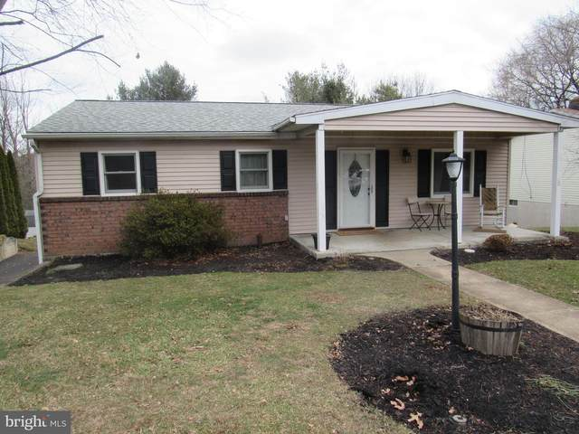 2949 Exeter Dr S, YORK, PA 17403 (#PAYK151688) :: Liz Hamberger Real Estate Team of KW Keystone Realty