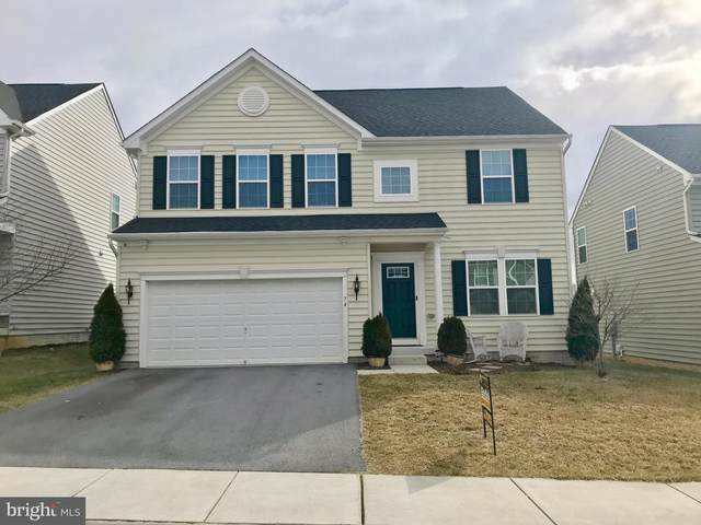 74 Tollerton Trail, FALLING WATERS, WV 25419 (#WVBE183174) :: Shawn Little Team of Garceau Realty