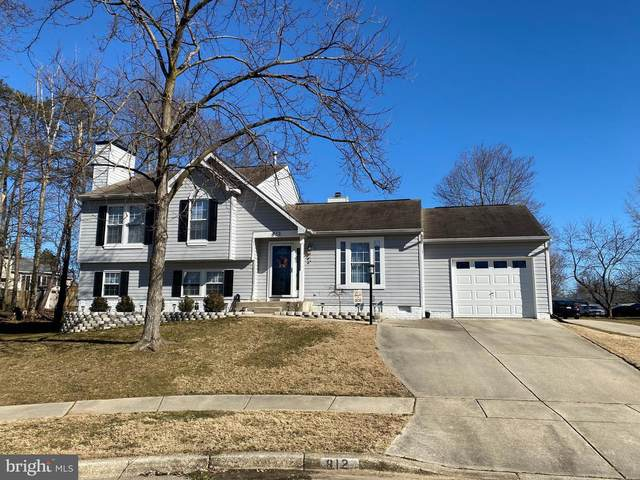812 Vacation Drive, ODENTON, MD 21113 (#MDAA457112) :: Keller Williams Realty Centre