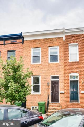 2629 Hudson Street, BALTIMORE, MD 21224 (#MDBA537242) :: The Dailey Group