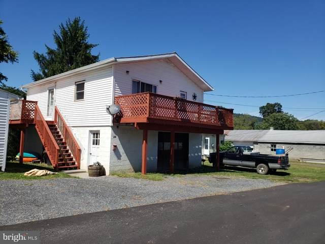 451 Harmison Lane, ROMNEY, WV 26757 (#WVHS115210) :: The Maryland Group of Long & Foster Real Estate