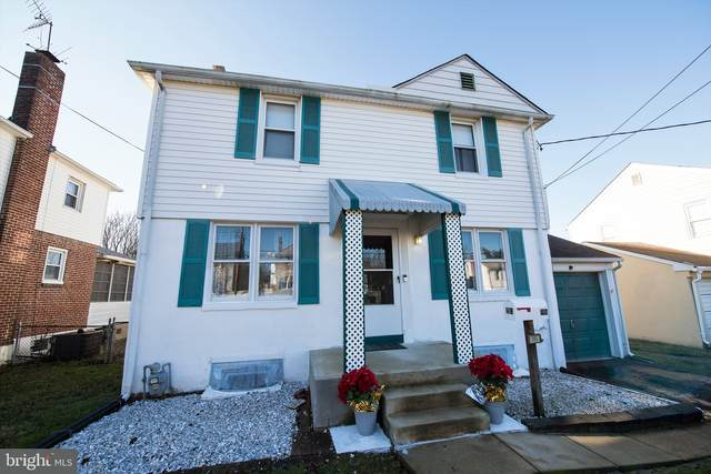 205 Monroe Avenue, NEW CASTLE DE, DE 19720 (#DENC519554) :: Linda Dale Real Estate Experts
