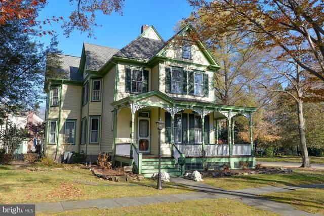 207 E Willow Street, WENONAH, NJ 08090 (MLS #NJGL270180) :: The Sikora Group