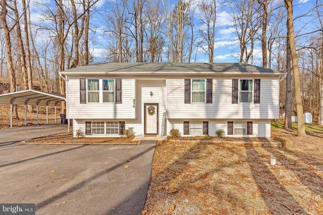 956 Wilson Road, HUNTINGTOWN, MD 20639 (#MDCA180676) :: Network Realty Group