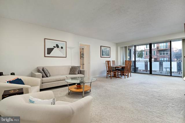 800 25TH Street NW #205, WASHINGTON, DC 20037 (#DCDC504374) :: Network Realty Group