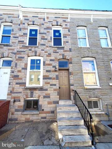 516 N Glover Street, BALTIMORE, MD 21205 (#MDBA537264) :: Colgan Real Estate