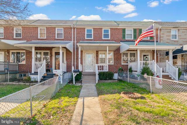 2816 Southbrook Road, BALTIMORE, MD 21222 (#MDBC517814) :: The MD Home Team