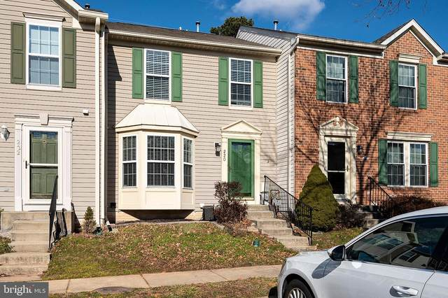 220 Foxmanor Lane, GLEN BURNIE, MD 21061 (#MDAA457132) :: CENTURY 21 Core Partners