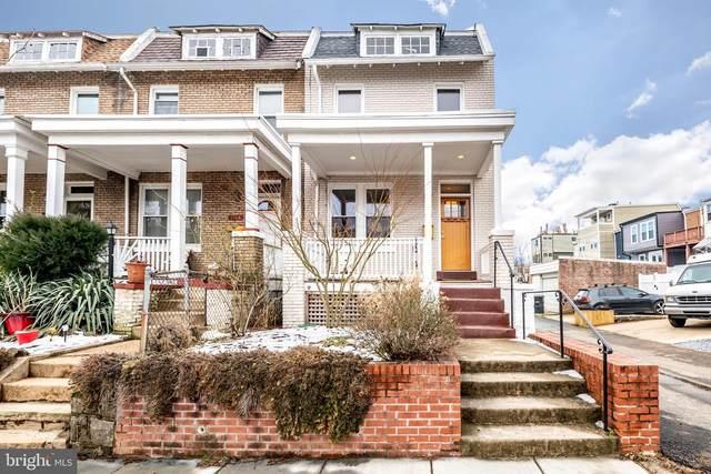 1711 A Street SE, WASHINGTON, DC 20003 (#DCDC504408) :: Corner House Realty