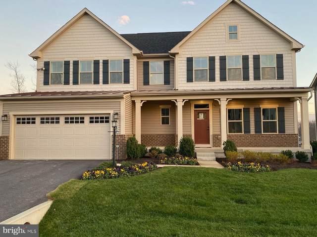 6883 Woodridge Road, NEW MARKET, MD 21774 (#MDFR276674) :: Blackwell Real Estate