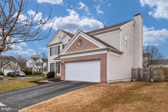 1700 Crossbay Court, SEVERN, MD 21144 (#MDAA457136) :: The Vashist Group