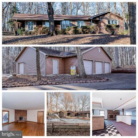 12008 Mettee Road, MARRIOTTSVILLE, MD 21104 (#MDHW289696) :: The Redux Group