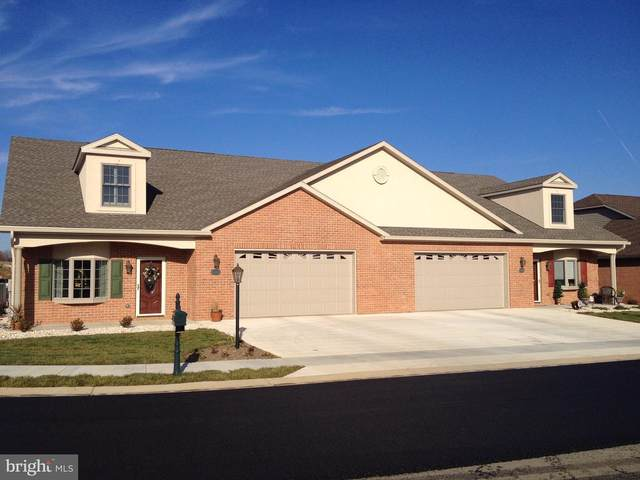 13226 Diamond Pointe Drive V260, HAGERSTOWN, MD 21742 (#MDWA177278) :: ExecuHome Realty