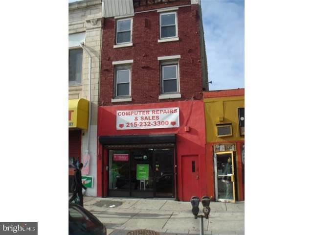 2216 N Broad Street, PHILADELPHIA, PA 19132 (#PAPH980252) :: LoCoMusings