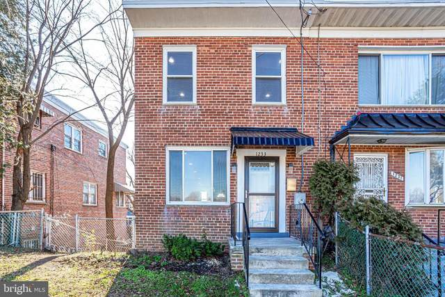 1233 Gallatin Street NE, WASHINGTON, DC 20017 (#DCDC504440) :: The Dailey Group