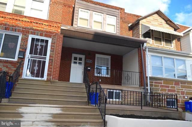 2635 S Bialy Street, PHILADELPHIA, PA 19153 (#PAPH980262) :: Bob Lucido Team of Keller Williams Integrity