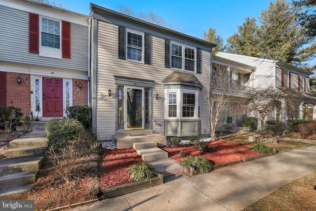 17 Ashmont Court, SILVER SPRING, MD 20906 (#MDMC741494) :: The Gold Standard Group