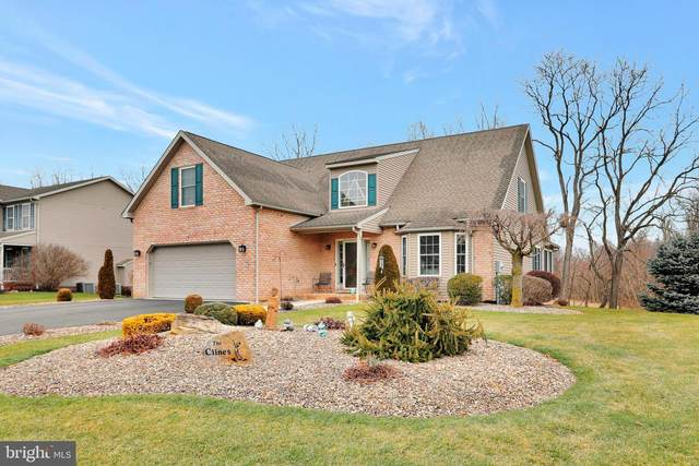 129 Milky Way, SHIPPENSBURG, PA 17257 (#PACB131432) :: TeamPete Realty Services, Inc