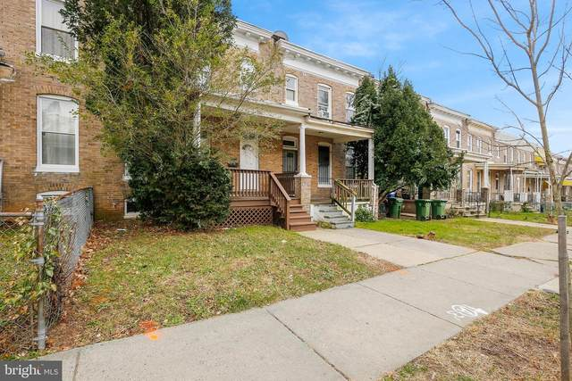 1831 E 29TH Street, BALTIMORE, MD 21218 (#MDBA537330) :: Arlington Realty, Inc.