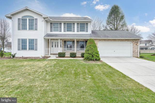 47 Bourbon Red Drive, MECHANICSBURG, PA 17050 (#PACB131440) :: TeamPete Realty Services, Inc