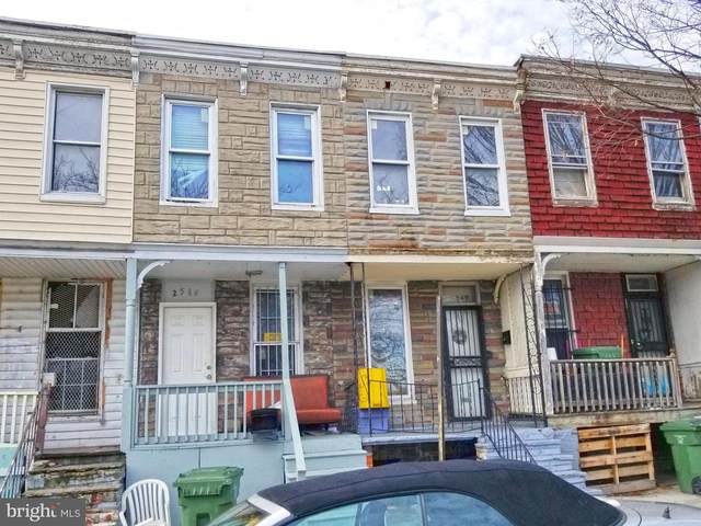 2544 Druid Hill Avenue, BALTIMORE, MD 21217 (#MDBA537342) :: Colgan Real Estate