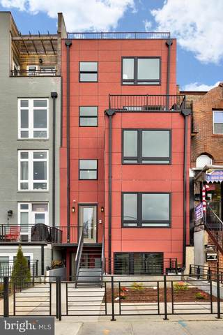 3523 14TH Street NW #3, WASHINGTON, DC 20010 (#DCDC504460) :: The Piano Home Group