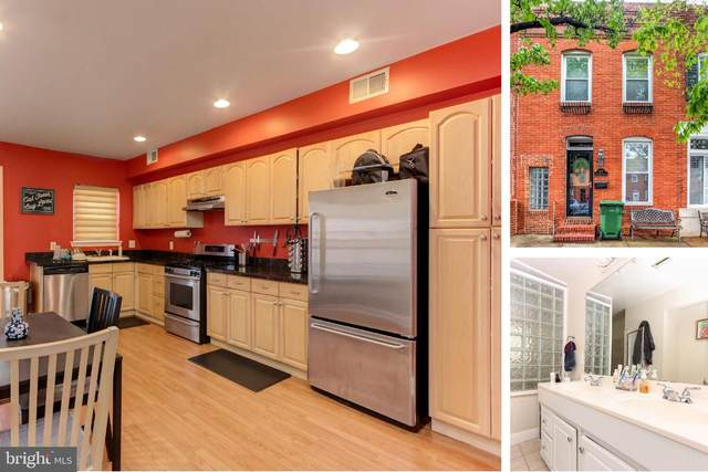 825 S Kenwood Avenue, BALTIMORE, MD 21224 (#MDBA537344) :: Arlington Realty, Inc.