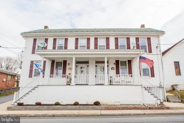 117 S Penn Street, SHIPPENSBURG, PA 17257 (#PACB131442) :: TeamPete Realty Services, Inc