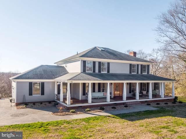9510 Osborne Turnpike, RICHMOND, VA 23231 (#VAHN100806) :: Jacobs & Co. Real Estate