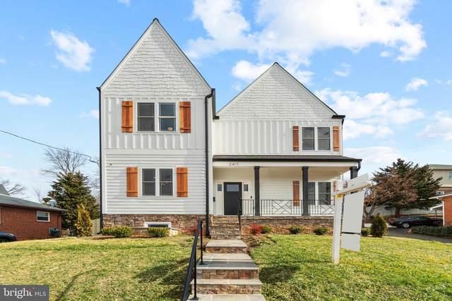2411 John Marshall Drive, ARLINGTON, VA 22207 (#VAAR175224) :: The Piano Home Group