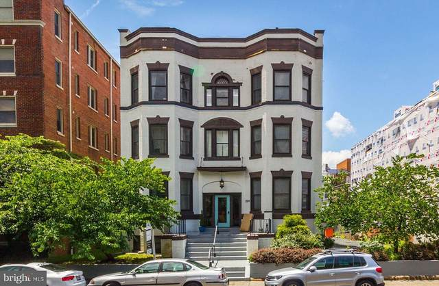 3504 13TH Street NW #11, WASHINGTON, DC 20017 (#DCDC504480) :: The Piano Home Group