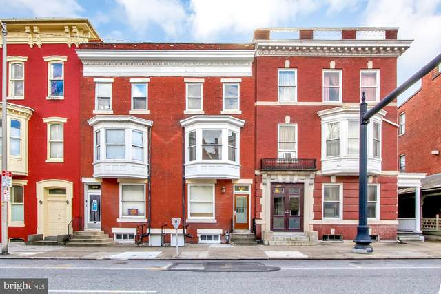 440 W Market Street, YORK, PA 17401 (#PAYK151752) :: Realty ONE Group Unlimited