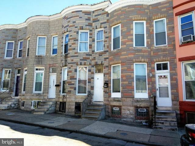 1633 Westwood Avenue, BALTIMORE, MD 21217 (#MDBA537376) :: The Dailey Group