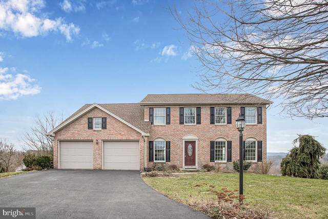 5 Hilltop Circle, MECHANICSBURG, PA 17055 (#PACB131446) :: TeamPete Realty Services, Inc