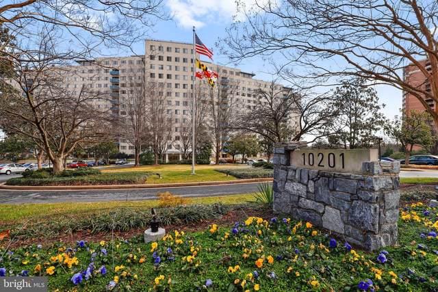 10201 Grosvenor Place #712, ROCKVILLE, MD 20852 (#MDMC741538) :: Murray & Co. Real Estate