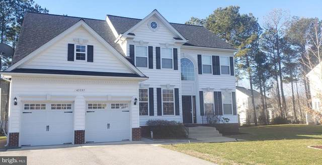 45597 Pleasant Mill Drive, GREAT MILLS, MD 20634 (#MDSM174066) :: The Redux Group